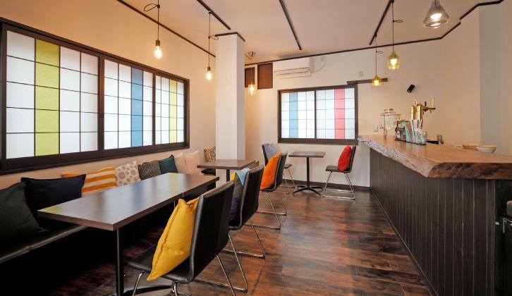 カフェ&バー - Cafe&Bar -